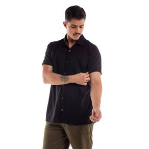 CAMISA-MANGA-CURTA-COLOR-BASIC-PRETO