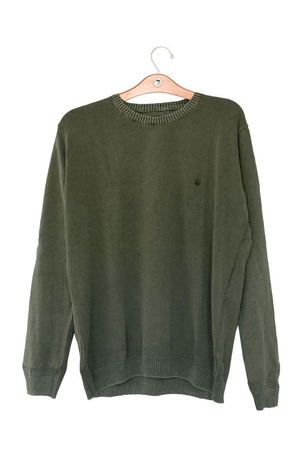 tricot-verde